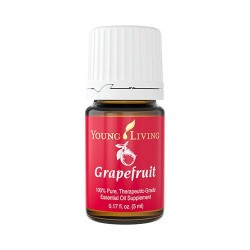 Young Living - Ulei esential de grapefruit (Citrus paradisi), 5 ml