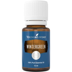 Young Living - Ulei esential Wintergreen 15 ml