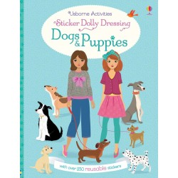 Dogs and puppies - Usborne