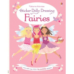 Little sticker dolly dressing - Fairies - Usborne