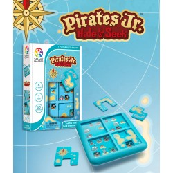 Pirates JR – HIDE & SEEK – Smart Games