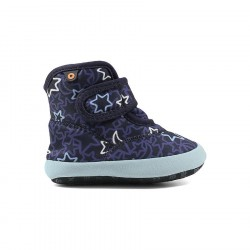 Bogs Elliot II Night Sky Blue Multi