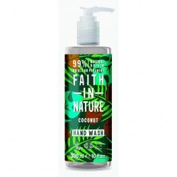 Sapun lichid cu cocos, Faith in Nature, 300 ml