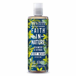 Gel de dus si spuma de baie cu cacao, Faith in Nature, 400 ml