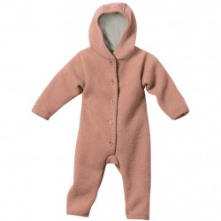 Overall Disana din lana organica boiled wool - Rose NOU