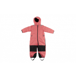 Snowsuit (costum de iarna) funky red (toddler) - Ducksday