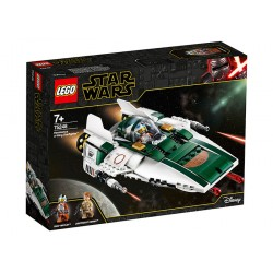 LEGO Star Wars - Resistance A-Wing Starfighter