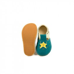 Pantofi Barefoot Perfect Fit In&Out Star - Timmo
