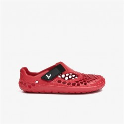 Papuci Vivobarefoot Ultra Kids Red