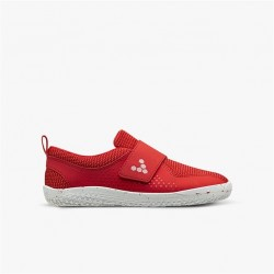 Papuci Vivobarefoot Mini Primus Kids Glowing Ember