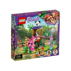 LEGO Friends - Casuta ursilor panda