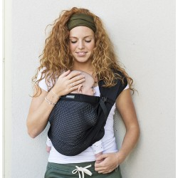 Mini Sling Mesh Cool Air - Minimonkey - Black