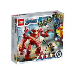LEGO Marvel Superheroes - Iron Man Hulkbuster contra AIM. Agent
