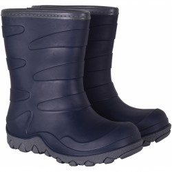 Cizme impermeabile captusite cu lana Mikk-Line Thermo Boots - Blue Nights