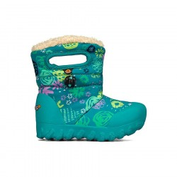 BOGS Bmoc Garden Party - Teal Multi