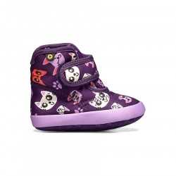 Bogs Elliot Kitty - Violet Multi