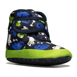 Bogs Elliot Puppy - Dark Blue Multi