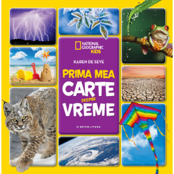 Prima mea carte despre vreme, National Geographic