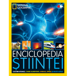 Enciclopedia științei, National Geographic
