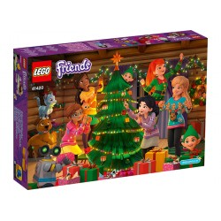 LEGO Friends - Calendar de Craciun LEGO Friends