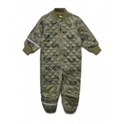 Costum Thermo matlasat - CeLaVi - Dusty Olive