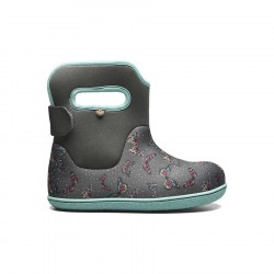 Bogs Youngster - Butterfly Grey Multi