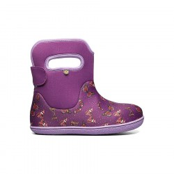 Bogs Youngster - Butterfly Violet Multi