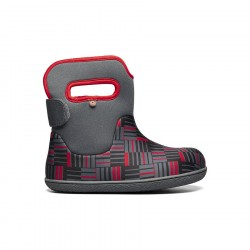 Bogs Youngster - Phaser Dark Grey Multi