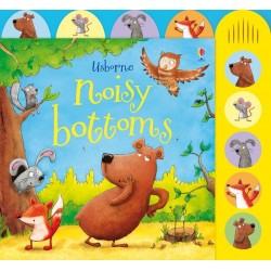 Noisy Bottoms - Usborne