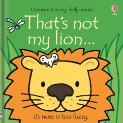 That's not my lion... - Usborne