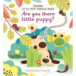 Are you there little puppy? - Usborne