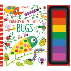 Fingerprint activities: Bugs - Usborne