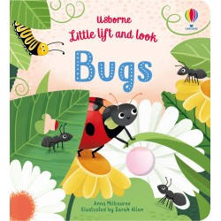Little Lift and Look Bugs - Usborne