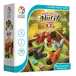 Squirrels Go Nuts XXL - Smart Games