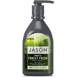 Sampon si gel de dus All-in-One Forest Fresh, pentru barbati, Jason, 887 ml
