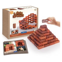 Little Bricks 60 de piese, Guidecraft