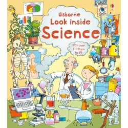 Look Inside Science - Usborne