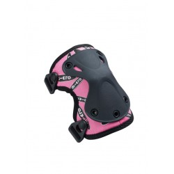 Micro - Set Genunchiere Si Cotiere Pink S