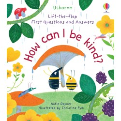How Can I Be Kind - Usborne