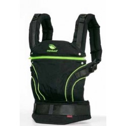 Manduca Blackline ScreamingGreen+ protectii bretele cadou