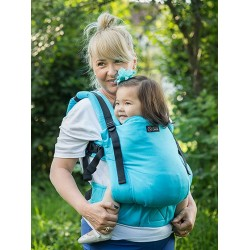 Marsupiu SSC Isara Toddler Full Wrap Conversion - Turquoise