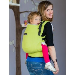 Marsupiu SSC Isara Toddler Full Wrap Conversion - Lime