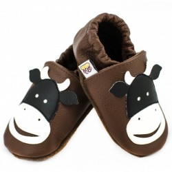 Papucei Brown Cow - Afelo - Kidopo