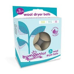 bumGenius Wool Dryer Balls