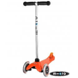 Trotineta Mini Micro Neon Orange 2-6 ani
