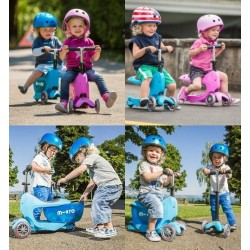 Testeaza Trotineta Mini2go