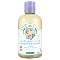Sampon si gel de dus musetel - Earth Friendly Baby
