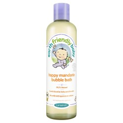 Spuma de baie mandarine - Earth Friendly Baby