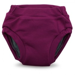 EcoPosh OBV Training Pants - Boysenberry