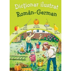 Dictionar ilustrat roman-german